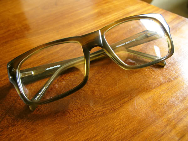 Glasses Frames Too Wide : Buying Glasses Online with London Retro and Glasses Direct ...