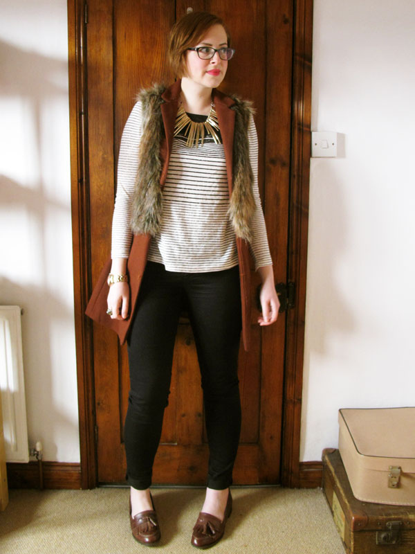 uk blogger daily outfit photo