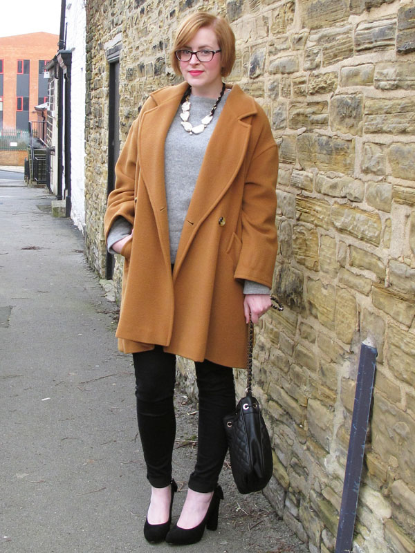 UK blogger daily outfit photos