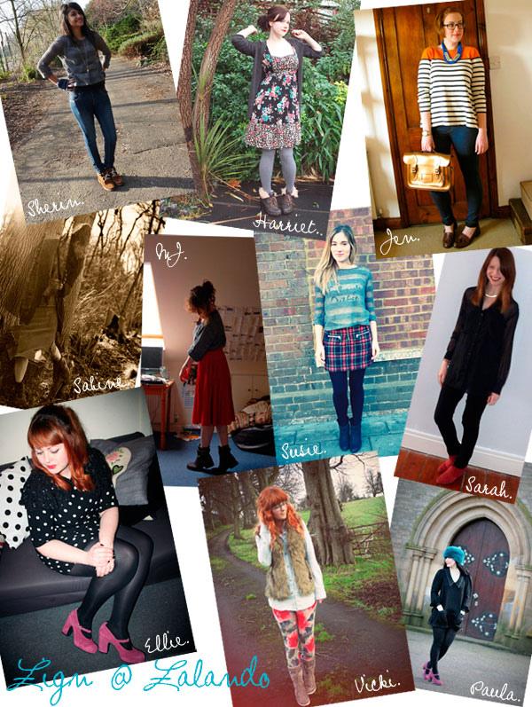 fashion blogger challenge take 10