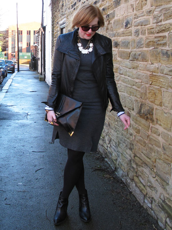 UK fashion blogger outfit post