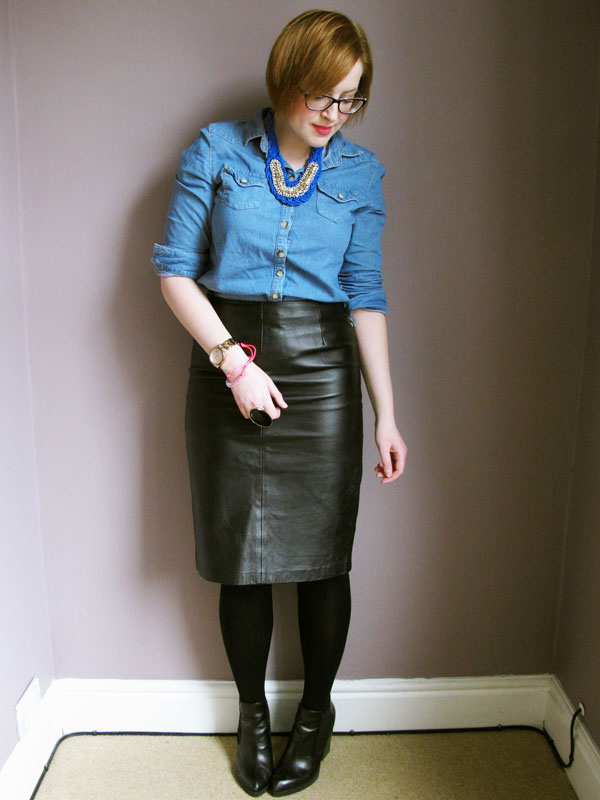 leather skirts flickr images