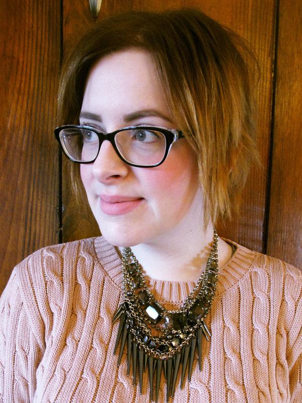 Ombre Dip Dye Colour On Short Hair J For Jen