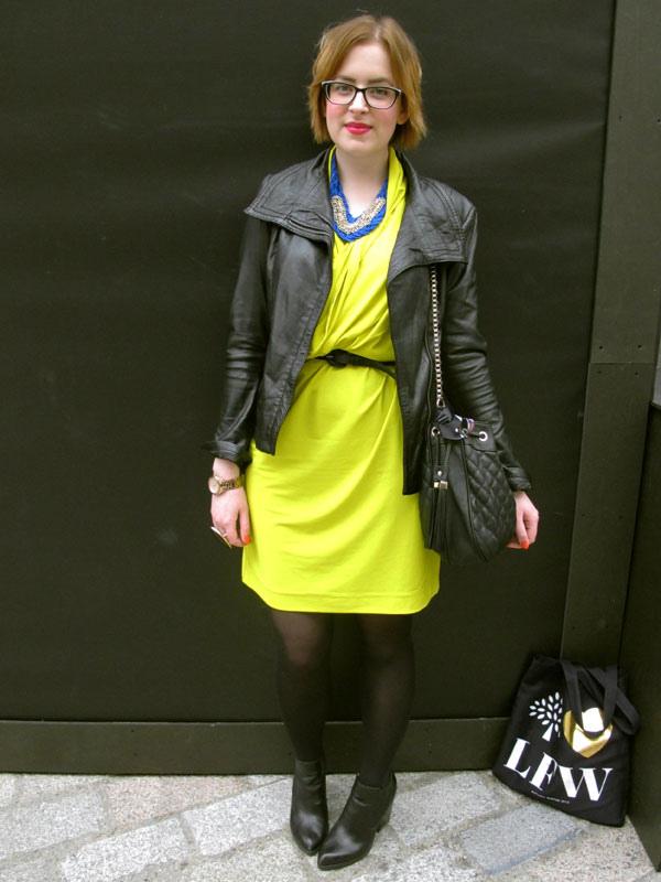 London Fashion Week blog post