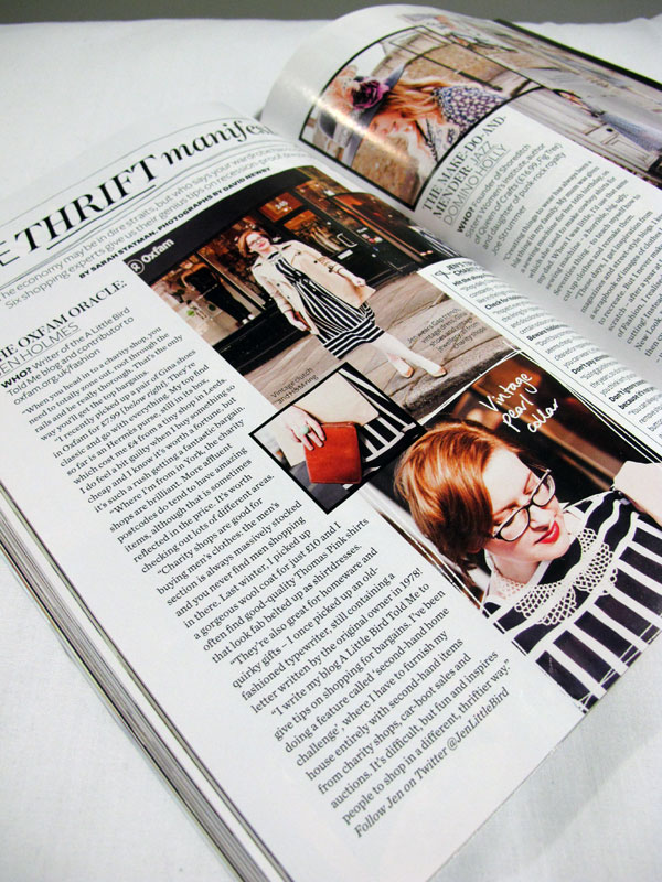 fashion blog UK