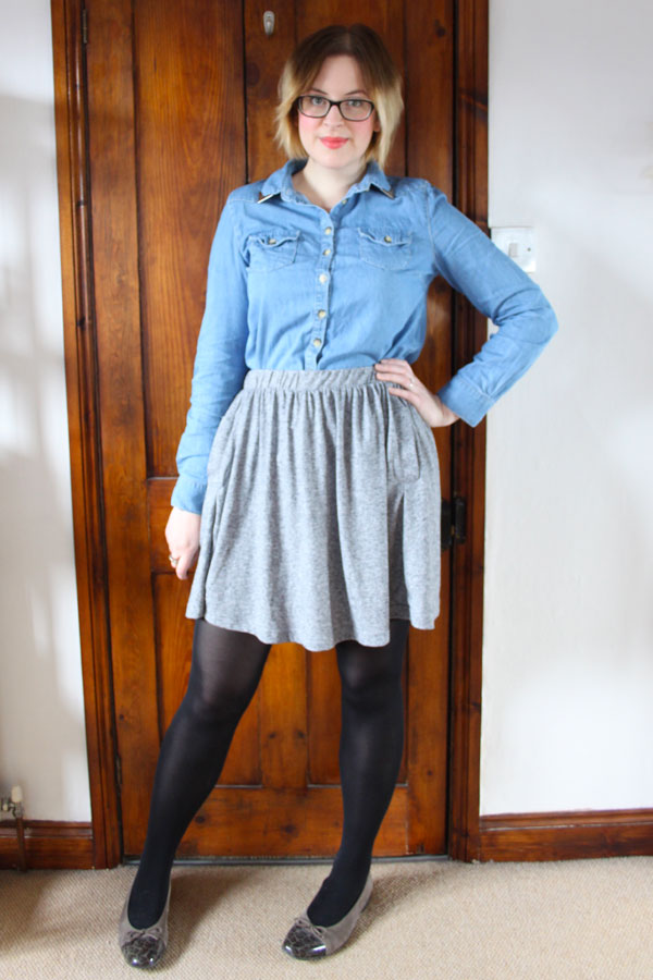 daily outfit fashion blog