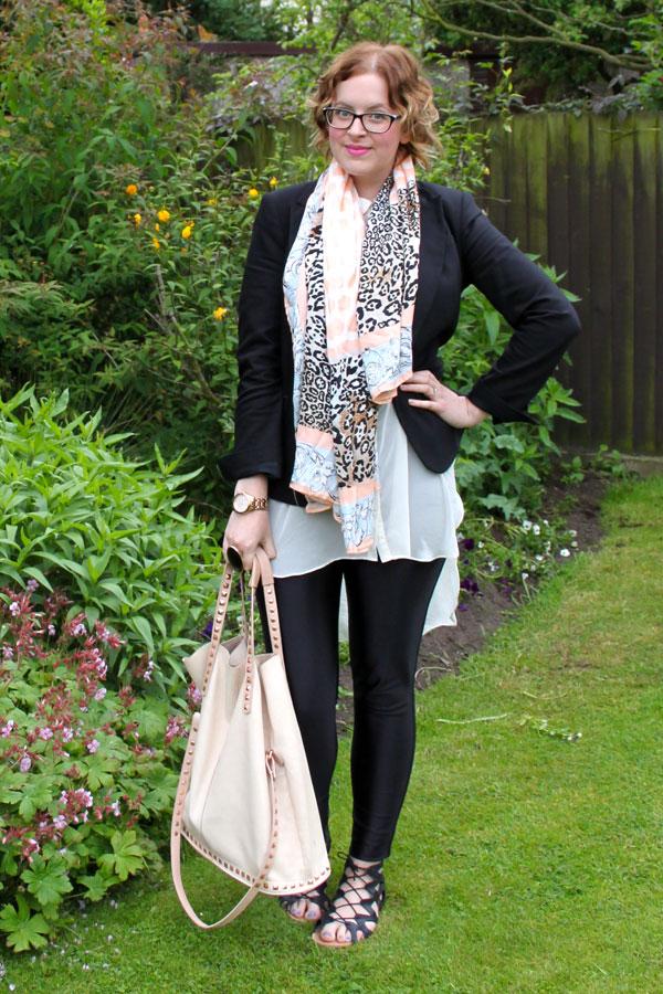 disco pants fashion blogger