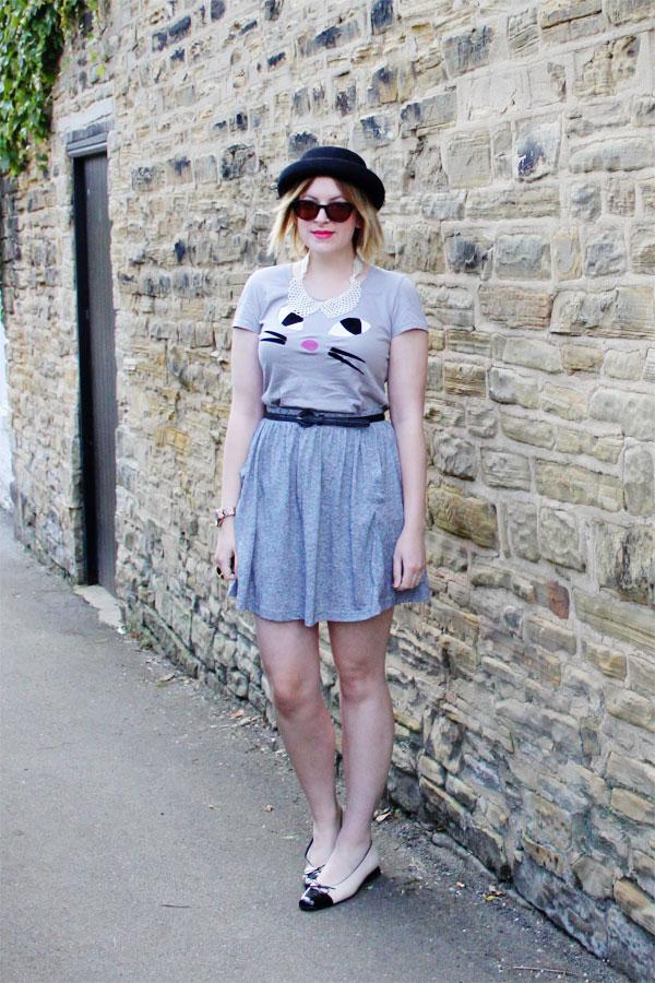 alexa chung style blog