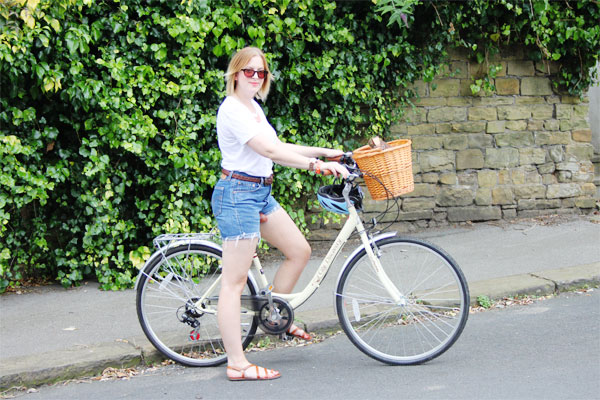 vintage style bikes