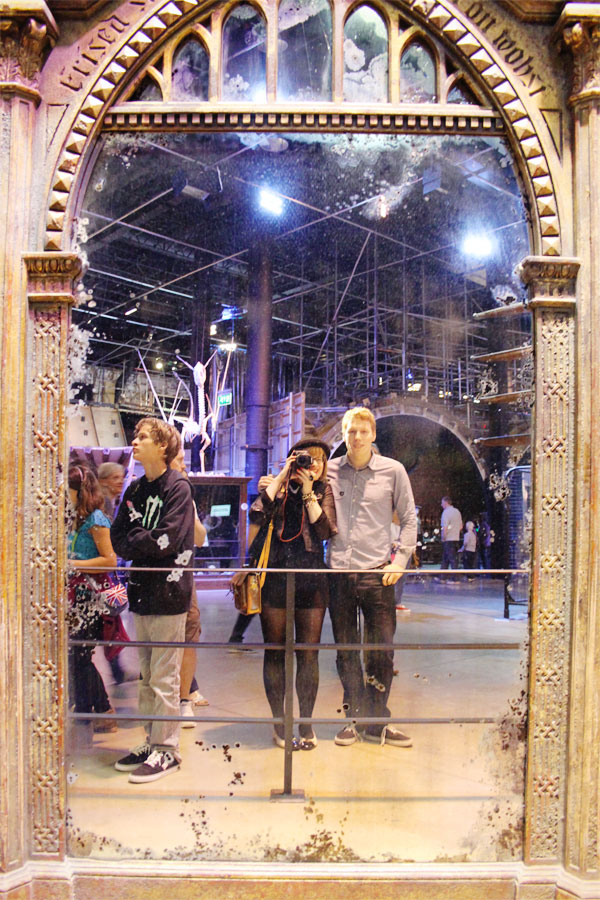 making of harry potter tour