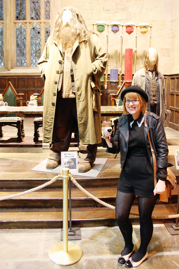 harry potter behind the scenes tour