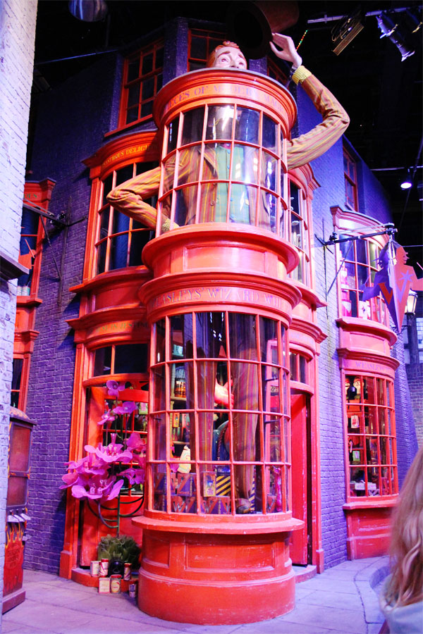harry potter tour london