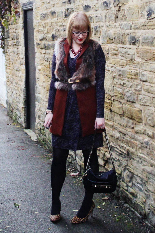 high street fashion blogger