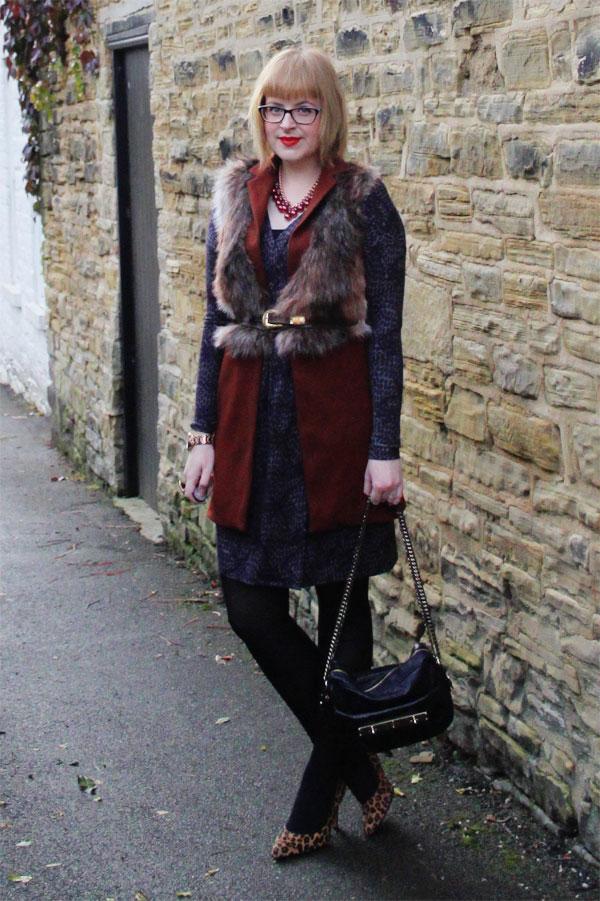 vintage fashion blogger uk