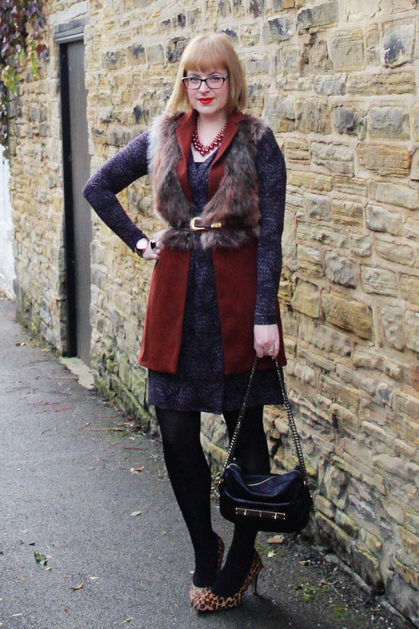 what i wore today blogger