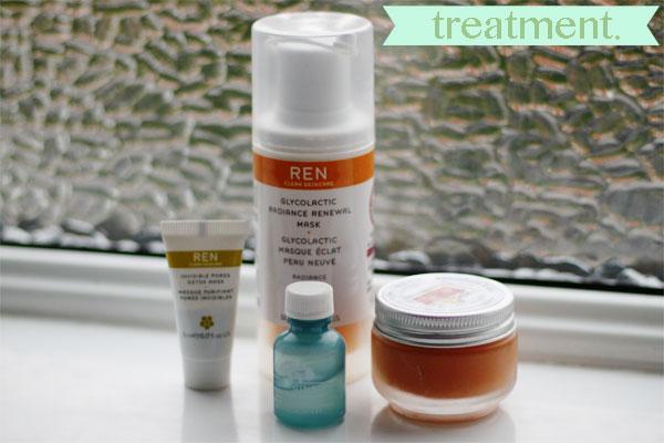 skincare routine oily