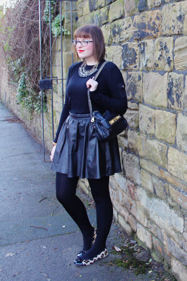 daily outfit blog post