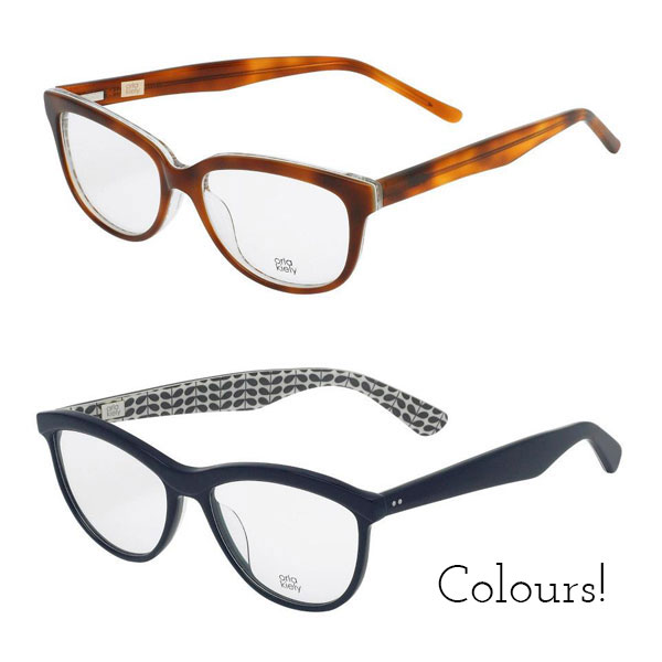 Orla Kiely for Boots Opticians  J for Jen
