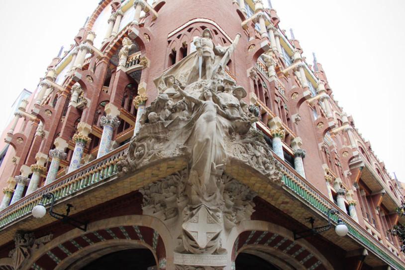 barcelona 5k walking tour