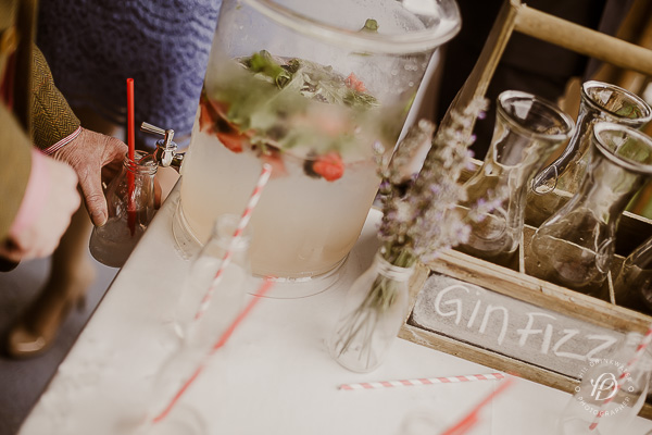 food and drink ideas vintage wedding