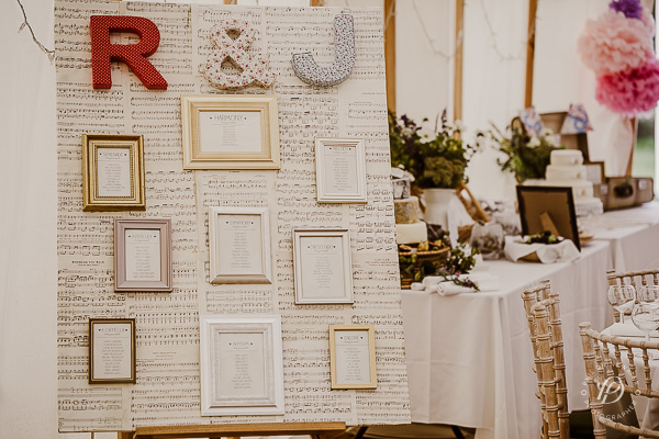 vintage wedding styling ideas