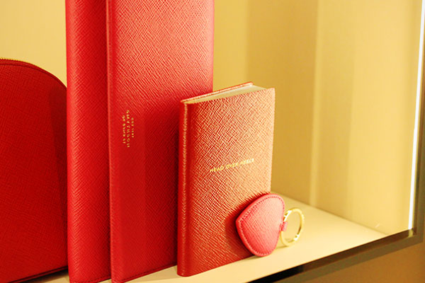 smythson dorchester collaboration