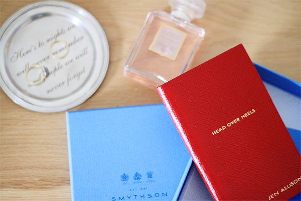 smythson luxury stationery