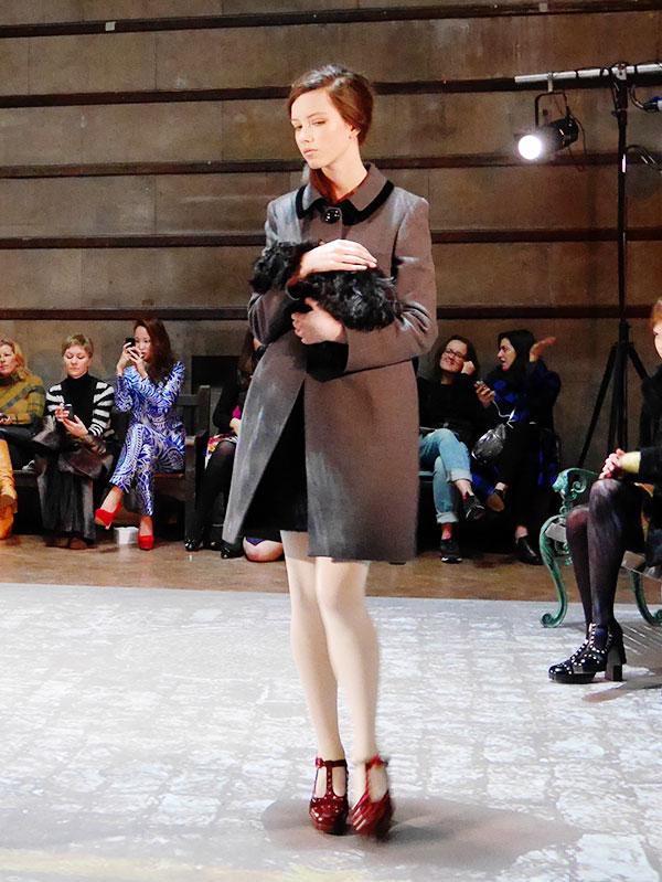 orla kiely aw14 london fashion week