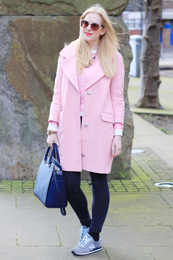 The Pink Coat Club - J for Jen