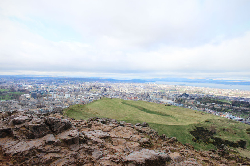visiting edinburgh guide