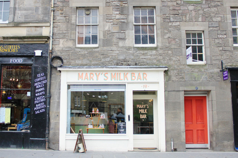 best shops in edinburgh