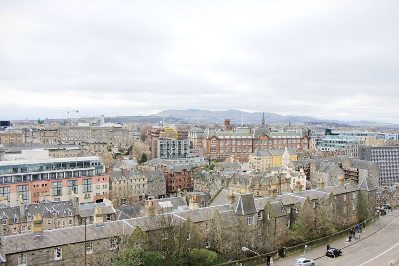 top attractions edinburgh