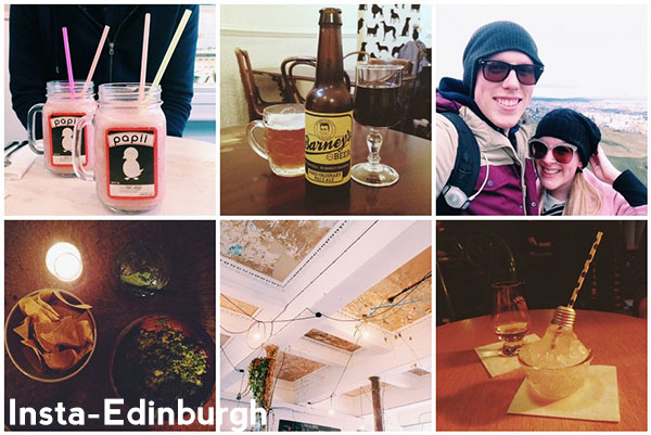 best places edinburgh
