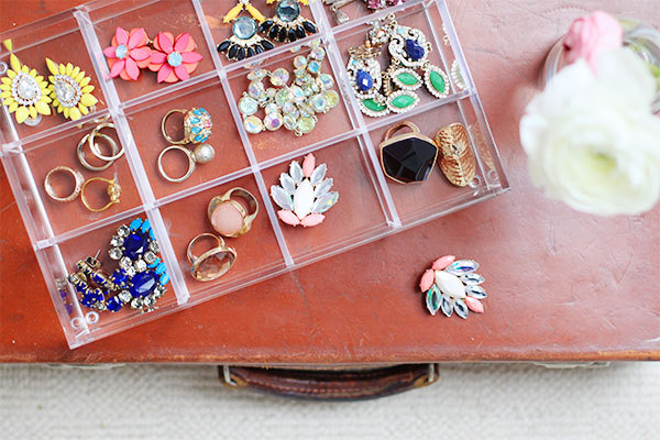 muji jewellery storage ideas