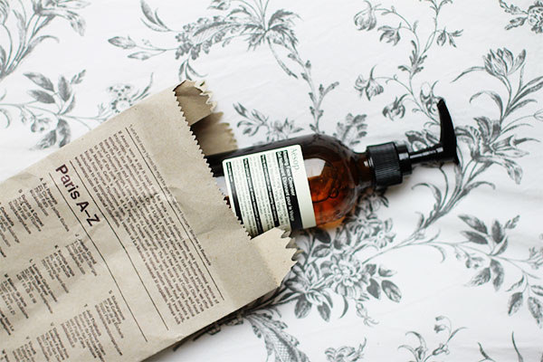 aesop natural cleanser oily skin