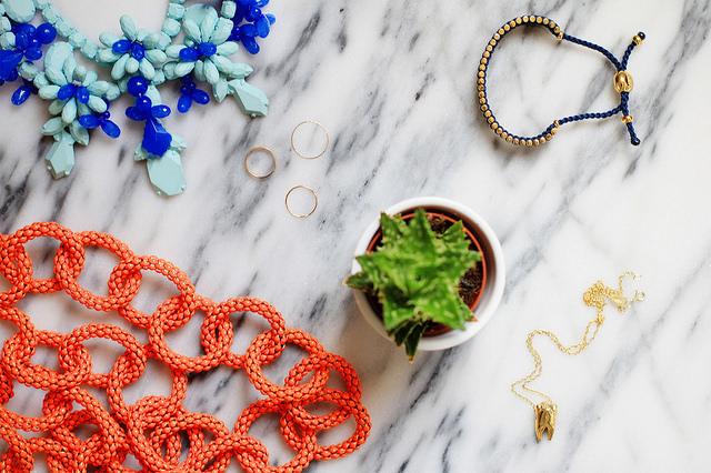 zara jewellery necklaces