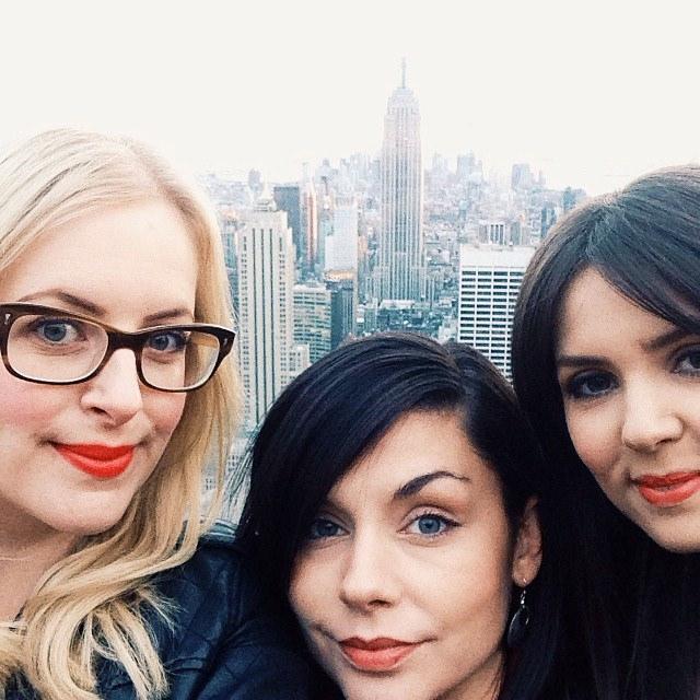 girls holiday new york city