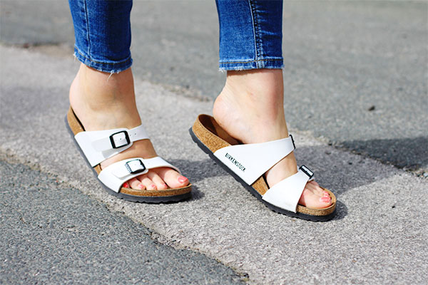 what to wear with birkenstock sandals